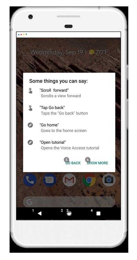 google-voice-access-screenshots-popup-me
