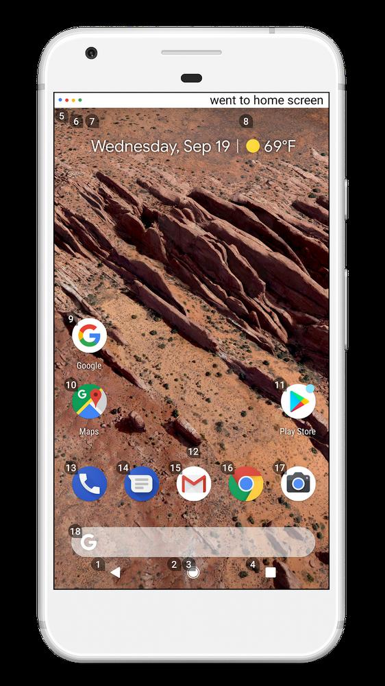 google-voice-access-screenshots-home-scr