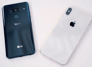 iPhone XS Max vs. LG's Newly Announced V40 ThinQ
