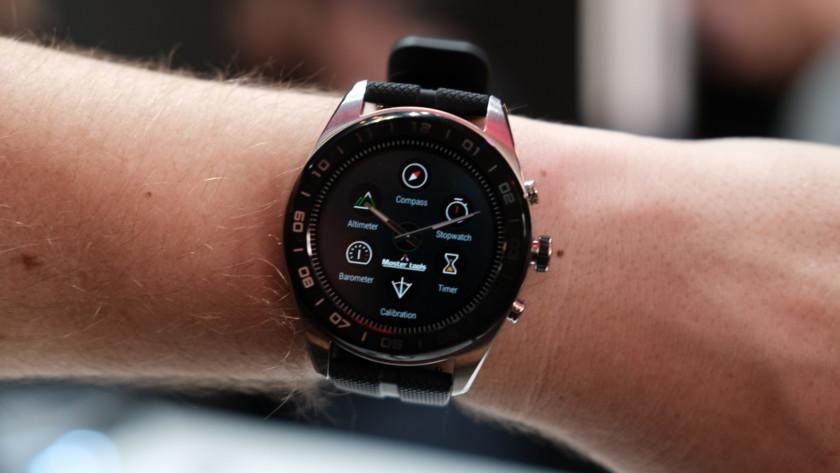 LG Watch W7 tools