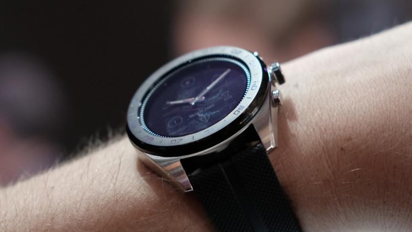 LG Watch W7 angle