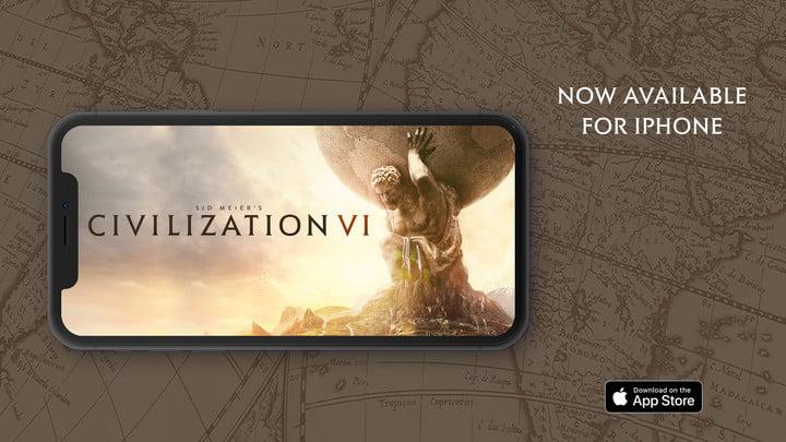 civilization vi iphone release civvi big