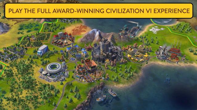 civilization vi iphone release civvi fullexperience ss