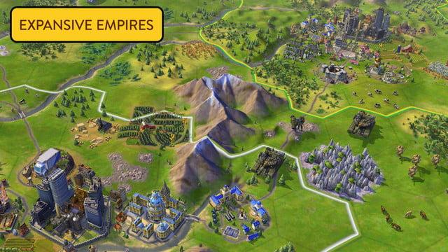 civilization vi iphone release civvi expansiveempires ss