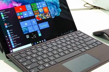 Surface Pro 6 vs  Surface Pro 5 - AIVAnet
