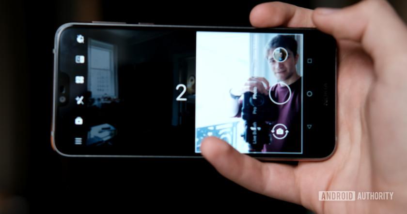 Nokia 7.1 front dual selfie camera, Nokia 7.1 review