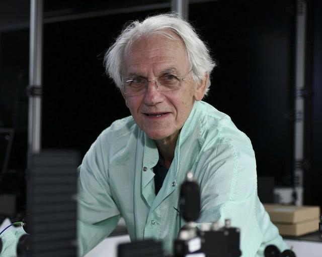 nobel prizes 2018 france physics