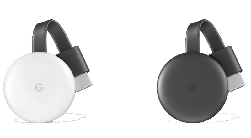 google-chromecast-3rd-gen-white-and-blac