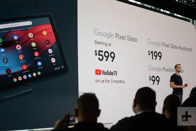google unveils new pixel slate to take on apples ipad news 4