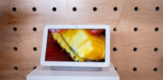 Google Home Hub hands on: A home with a view