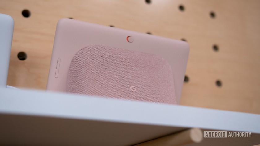 Google Home Hub speaker