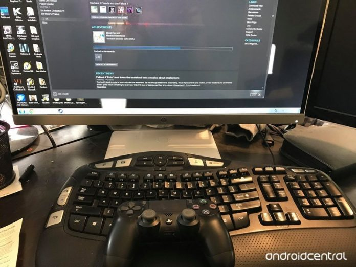 How to use your PS4 controller on your computer
