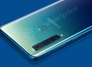 Samsung Galaxy A9 renders reveal a phone with four rear cameras