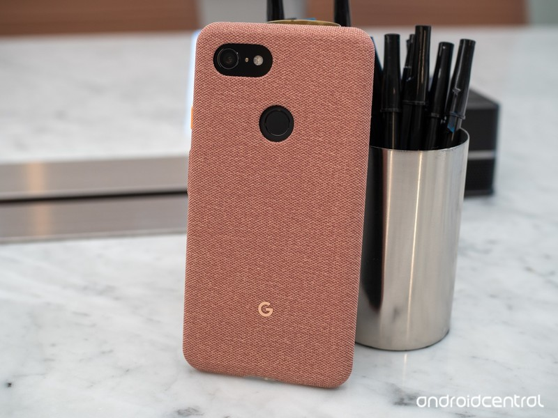 These Are The Official Cases for the Google Pixel 3 lineup