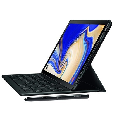 Type away on your Galaxy Tab S4 with this $90 Book Cover Keyboard