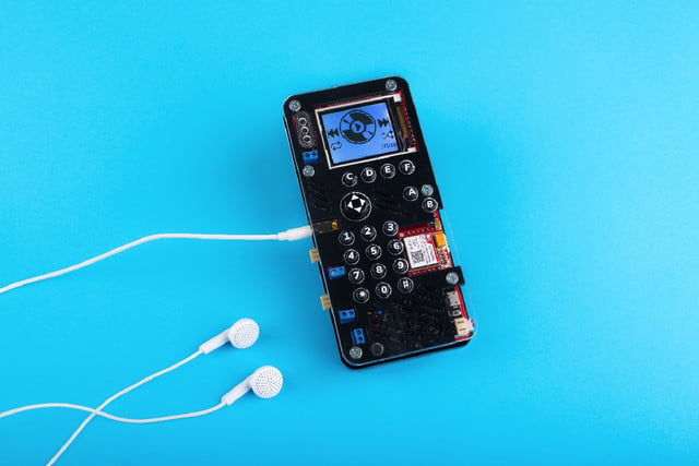 diy makerphone kickstarter maker phone 3  2