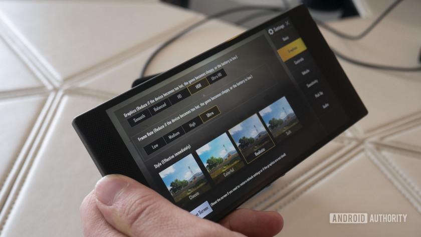 Razer Phone 2 PUBG