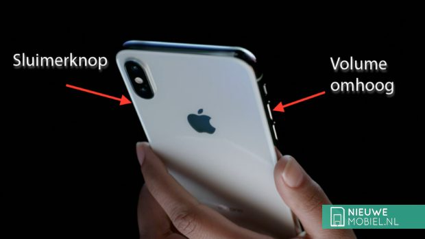 Screenshot maken op iPhone