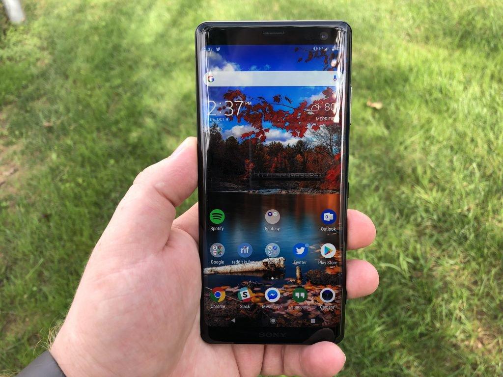 Sony Xperia XZ3 3