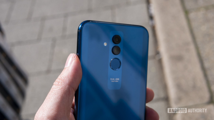Huawei Mate 20 Lite review: Not so smart | AIVAnet