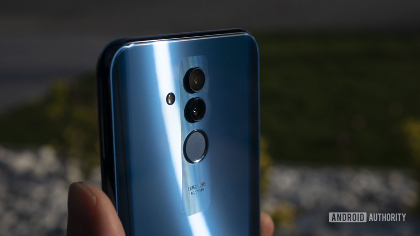 Huawei Mate 20 Lite Gloss Back