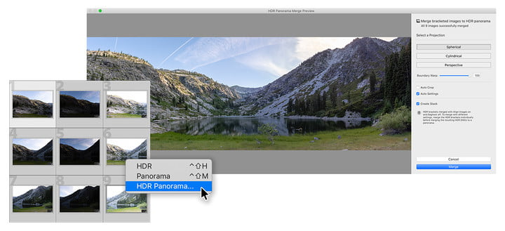photoshop for ipad lightroom updates adobe max 2018 lrclassic hdr panorama merge