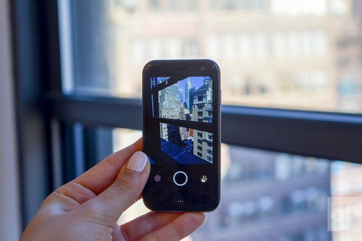 Palm camera app