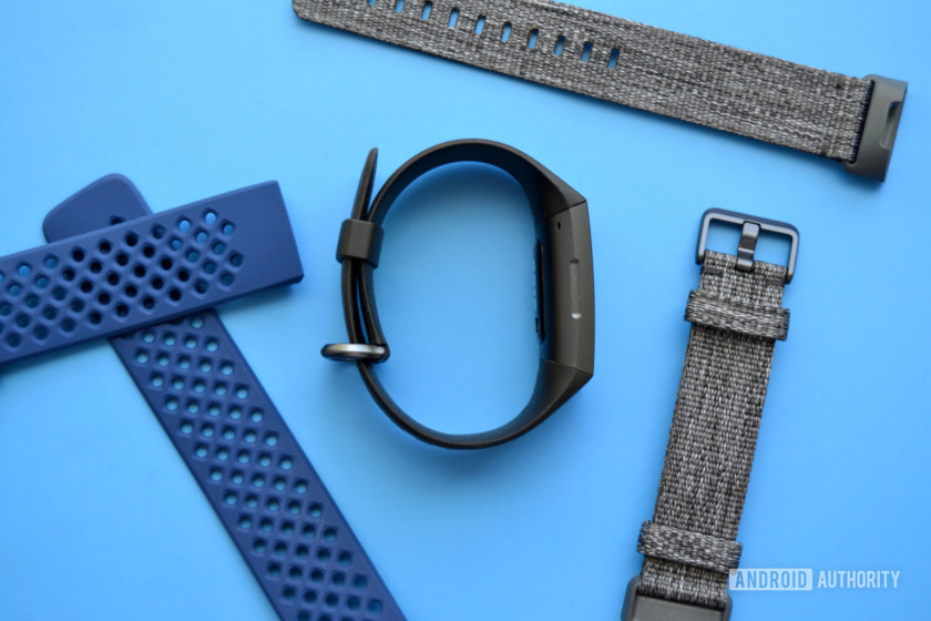 fitbit charge 3 review design watch straps