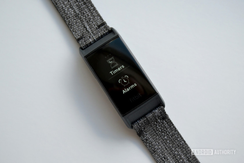 fitbit charge 3 review timers alarms apps