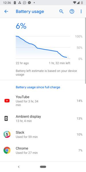 Google Pixel 3 battery - 2-2