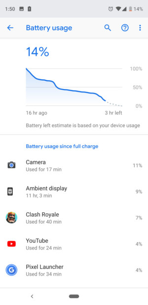 Google Pixel 3 XL battery - 2-2