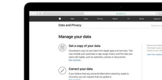 Apple Customers in the US, Canada, Australia, and New Zealand Can Download a Copy of Their Data Starting Today