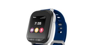 The Verizon GizmoWatch puts a quick-communication device on your kid's wrist