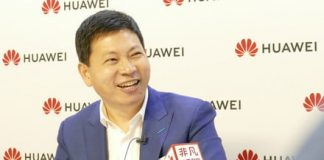 Huawei is working on a 5G foldable phone,  the Mate 20 X may be its template