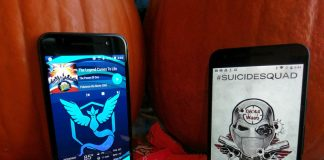 Get a costume for your phone with one of our custom themes