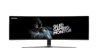 Samsung CHG90 Ultrawide gaming monitor review