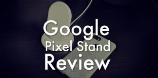 Google Pixel Stand review