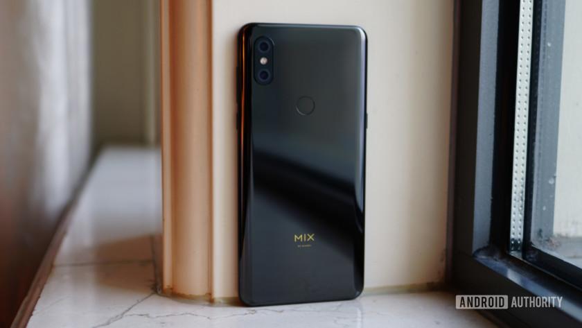 Xiaomi Mi Mix 3 - rear