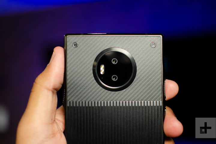 RED Hydrogen One lens