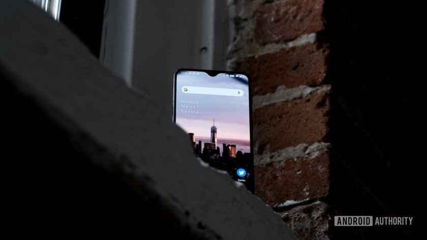 OnePlus 6T Screen