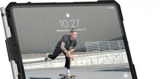 Leaked 2018 iPad Pro Case Render Depicts TrueDepth Camera Built into Slimmer Bezel [Update: Fake]