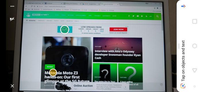 LG G7 ThinQ camera review