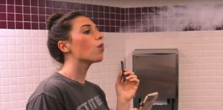 To curb teen vaping, schools across the U.S. welcome A.I. into their bathrooms