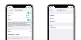 How to Let a Contact Bypass iOS 12's Do Not Disturb Mode Without Adding Them to Your Favorites List