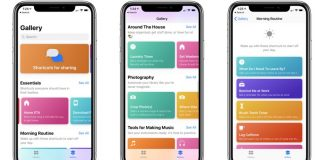 Apple Releases Updated Version of Shortcuts App With iPad Pro Support