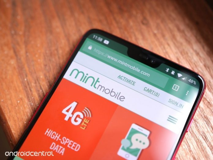 How to port your number to Mint Mobile