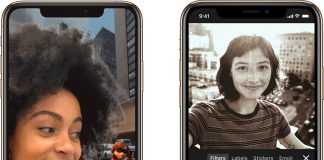 Apple's Clips App Gains New Selfie Scenes, Filters, Stickers and Soundtracks