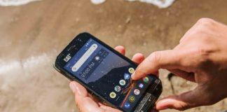 Rugged Cat phones look to crack U.S. market through its new deal with Sprint