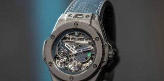 Hublot's newest luxury watch is $25,000, and you can only pay in Bitcoin
