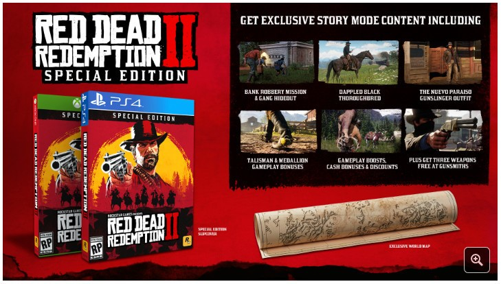 Red Dead Redemption 2 companion app will release alongside the game